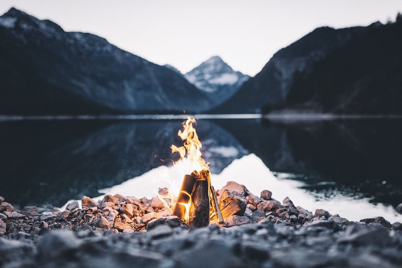 Beautiful stock photos of winter,  Bonfire,  Burning,  Campfire,  Close-Up