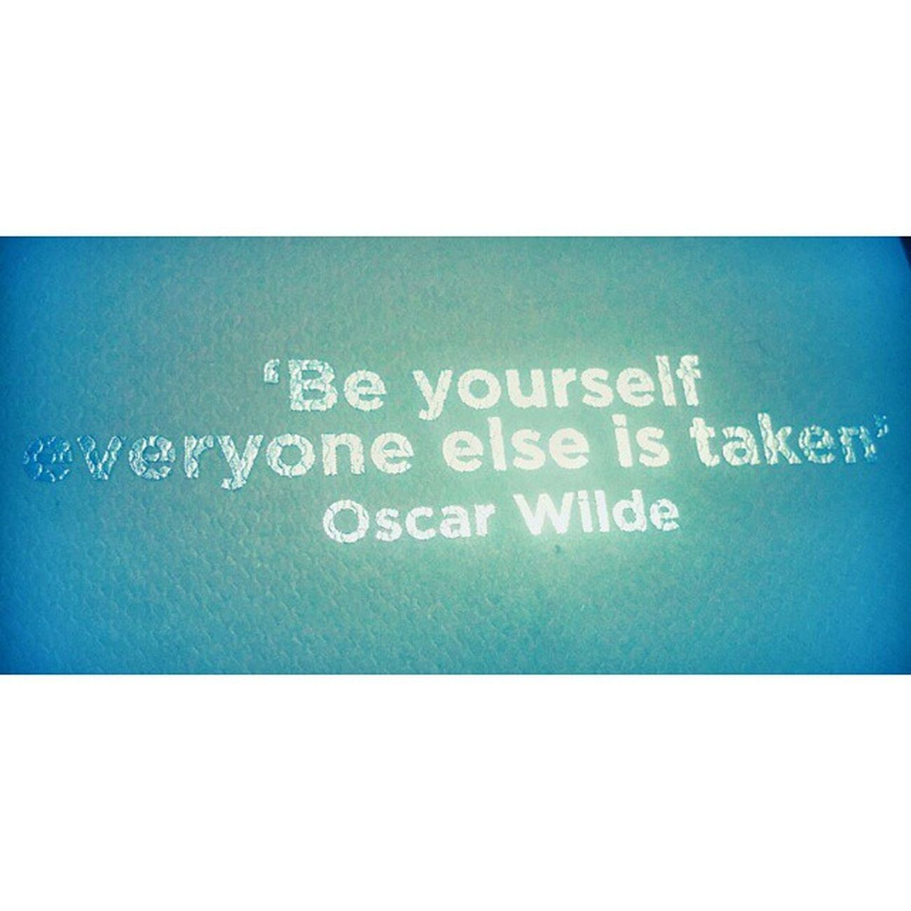 Be yourself! Quotes Oscarwilde Motivational Secretsanta Christmas Romania Ig_romania Picoftheday Inspirational