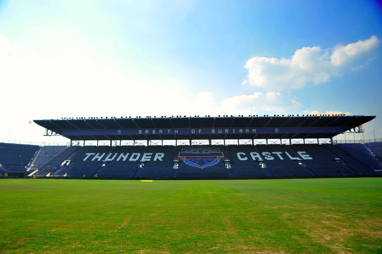 Football Stadium Number 1 Is The Top! The Most Football Team Of Thailand