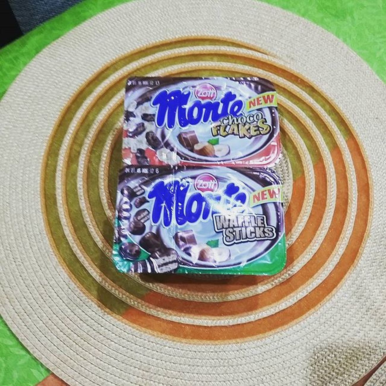 Nowości New Zakupy Kaufland Monte Choco Flakes Waffle Sticks Peanuts Chocolate Milk Delicious Yummy Deser Dessert Jogurt Serek Free Time Shopping Polishgirl Poland Likeforlike Beautiful beautyl4lf4f
