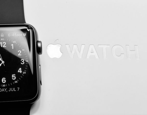 Tell the time Check This Out Taking Photos Watches Chronograph IPhone Iphone6plus IWatch Apple Inc. Black & White Dials