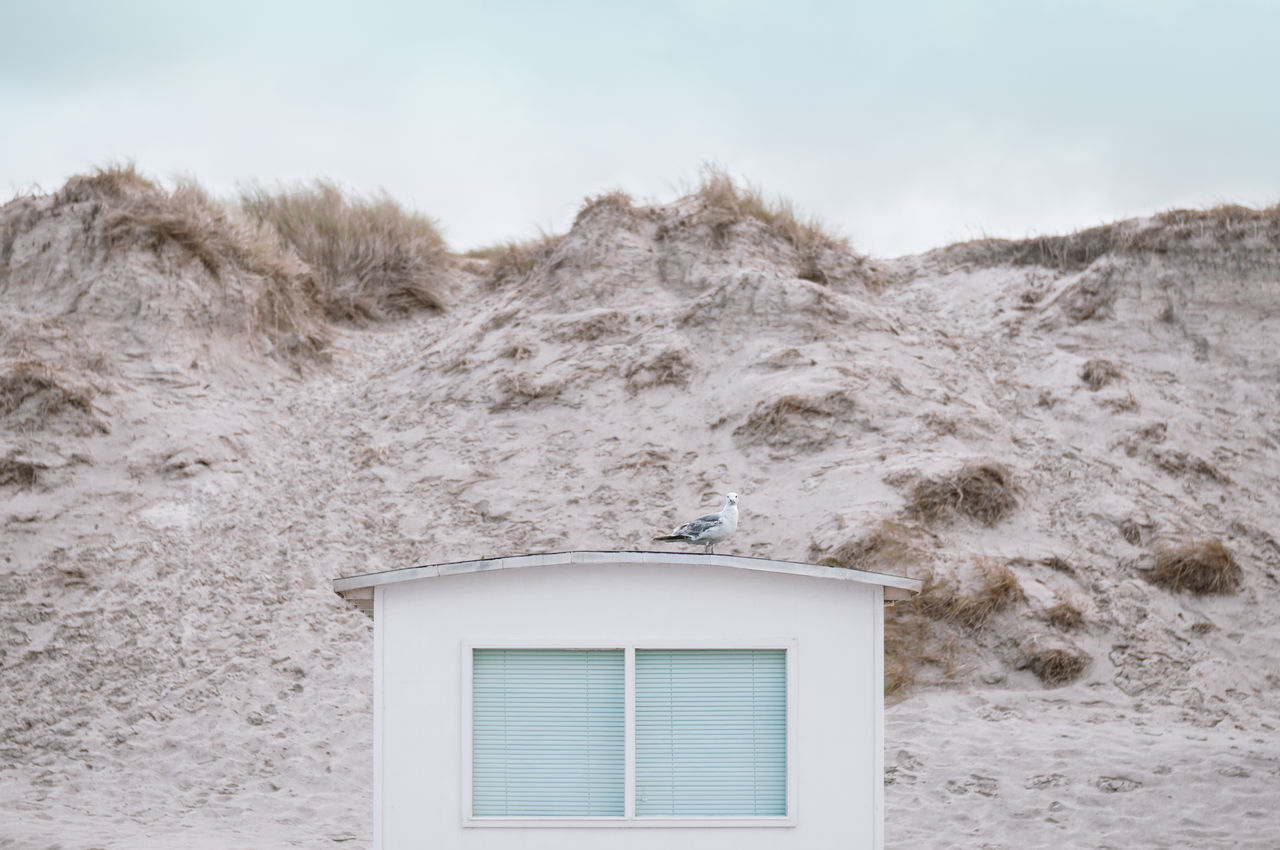 Beautiful stock photos of beach, building exterior, architecture, built structure, no people