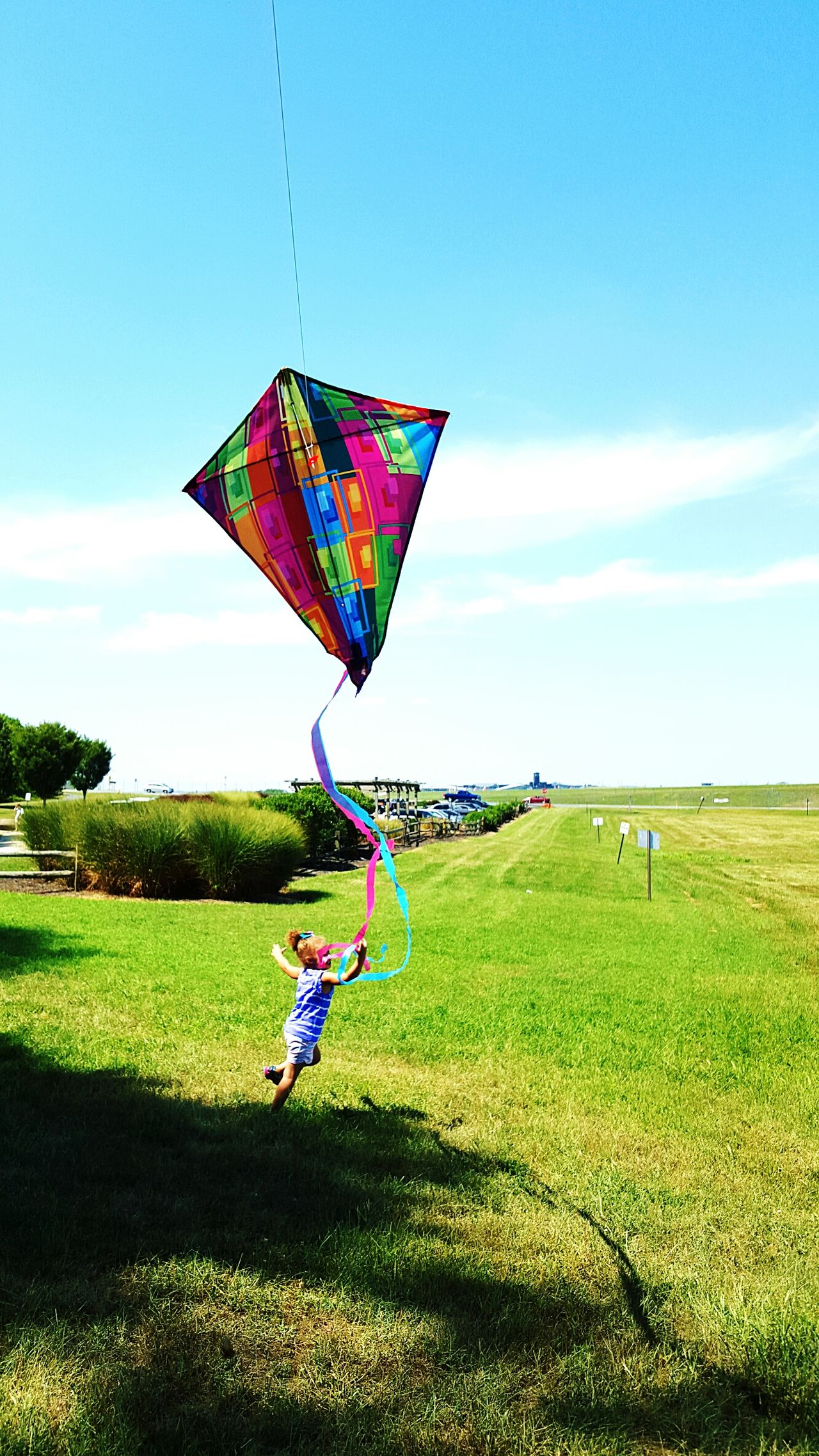Flying A Kite Funandsun Colorsplash Runbaby Spiceoflife