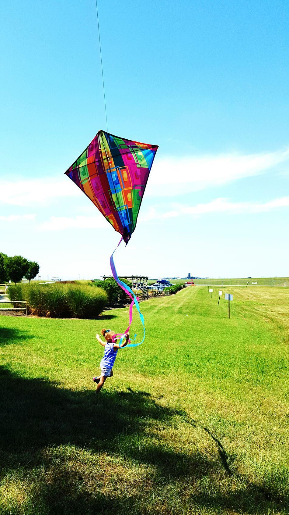 Flying A Kite Funandsun Colorsplash Runbaby Spiceoflife