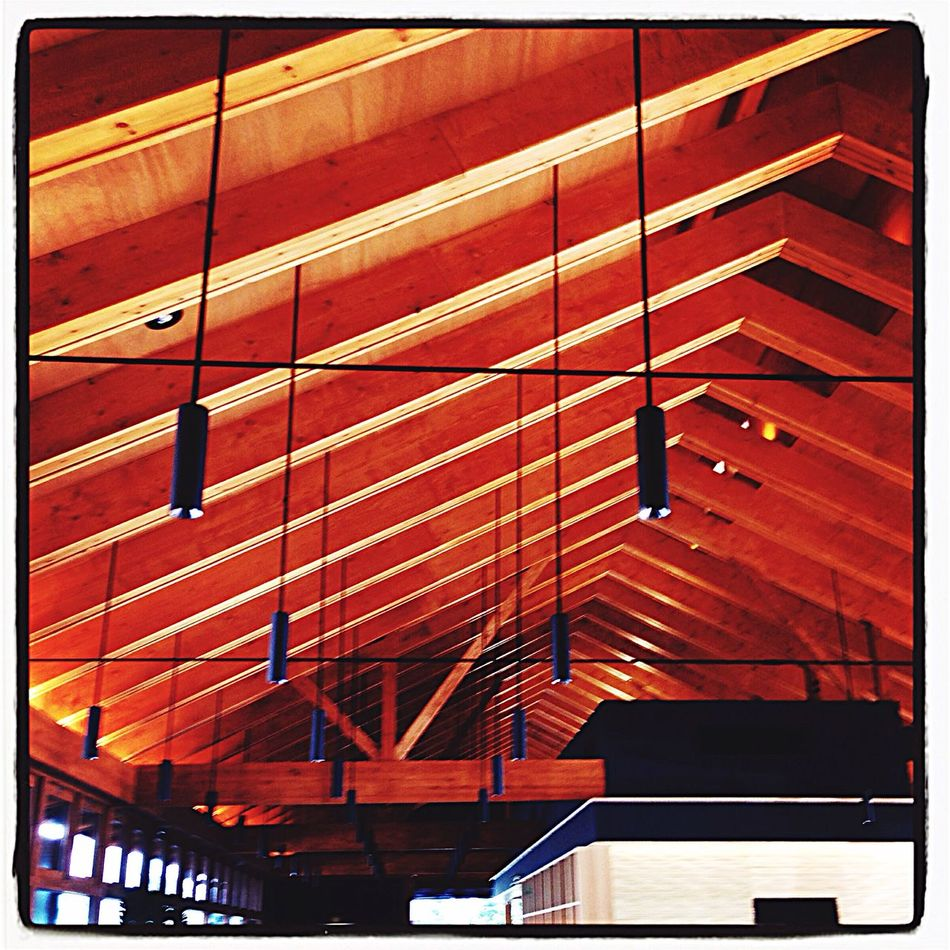 Ceiling Ceiling Cafe