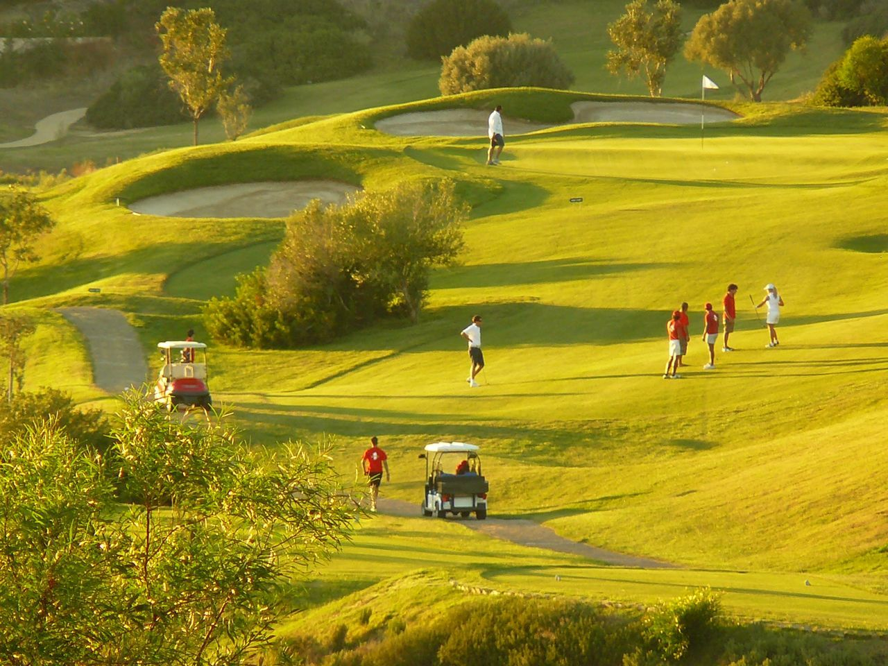 Beautiful stock photos of golf, Beauty In Nature, Day, Golf, Golf Course