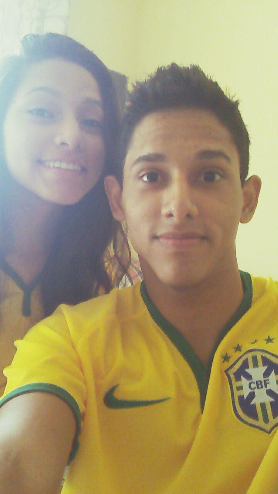 Mostra tua força Brasil !