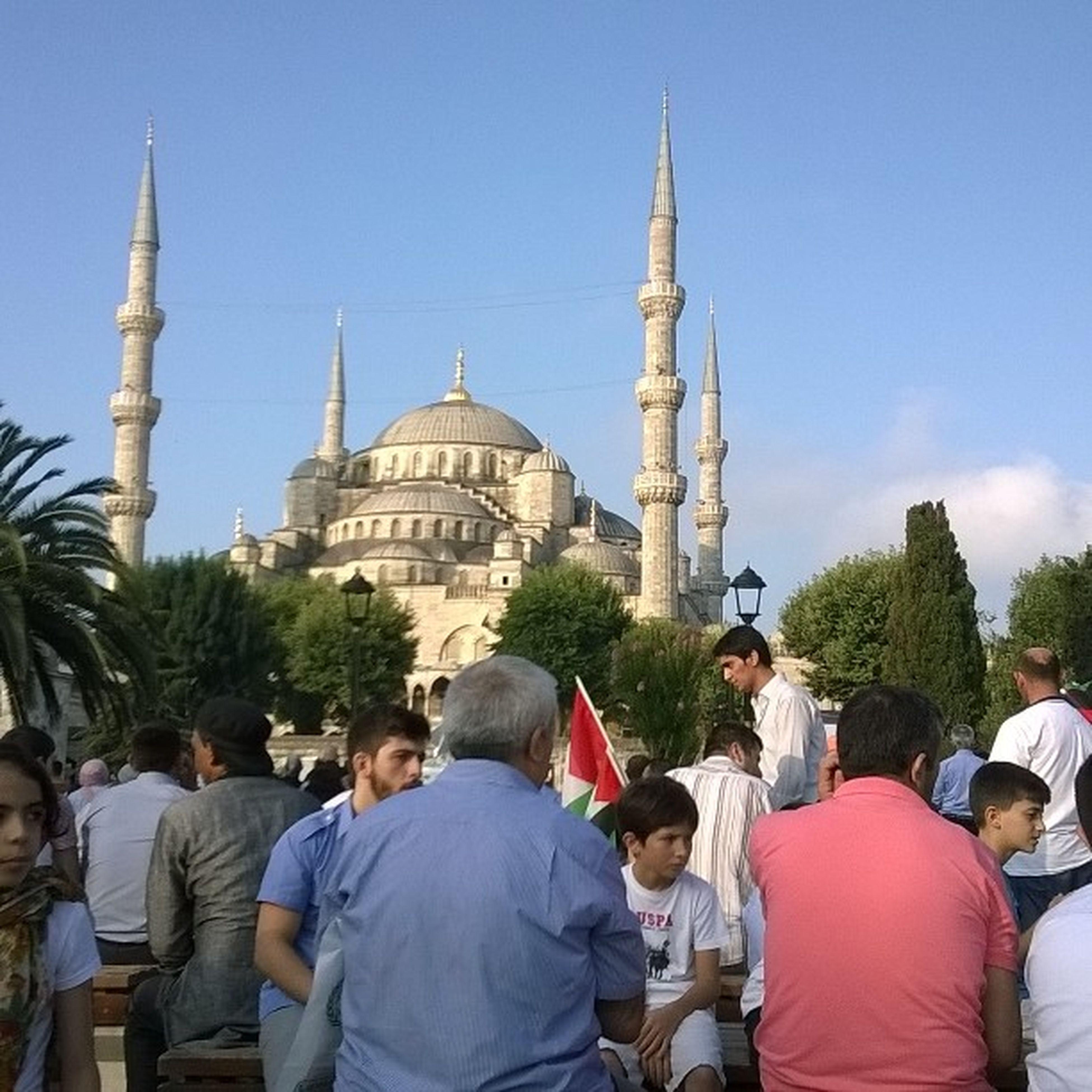 Beraya di Sultanahmet SultanAhmetBlueMosque BerayaDiPerantaun IstanbulBeraya