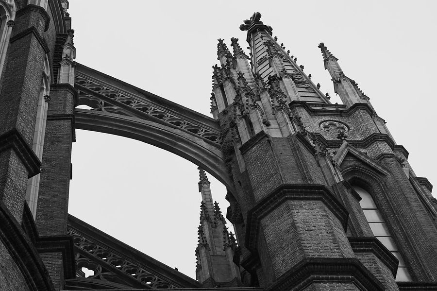 Cathedral Details Architecture Architectural Detail Gothic Church Black And White Photography Exploring