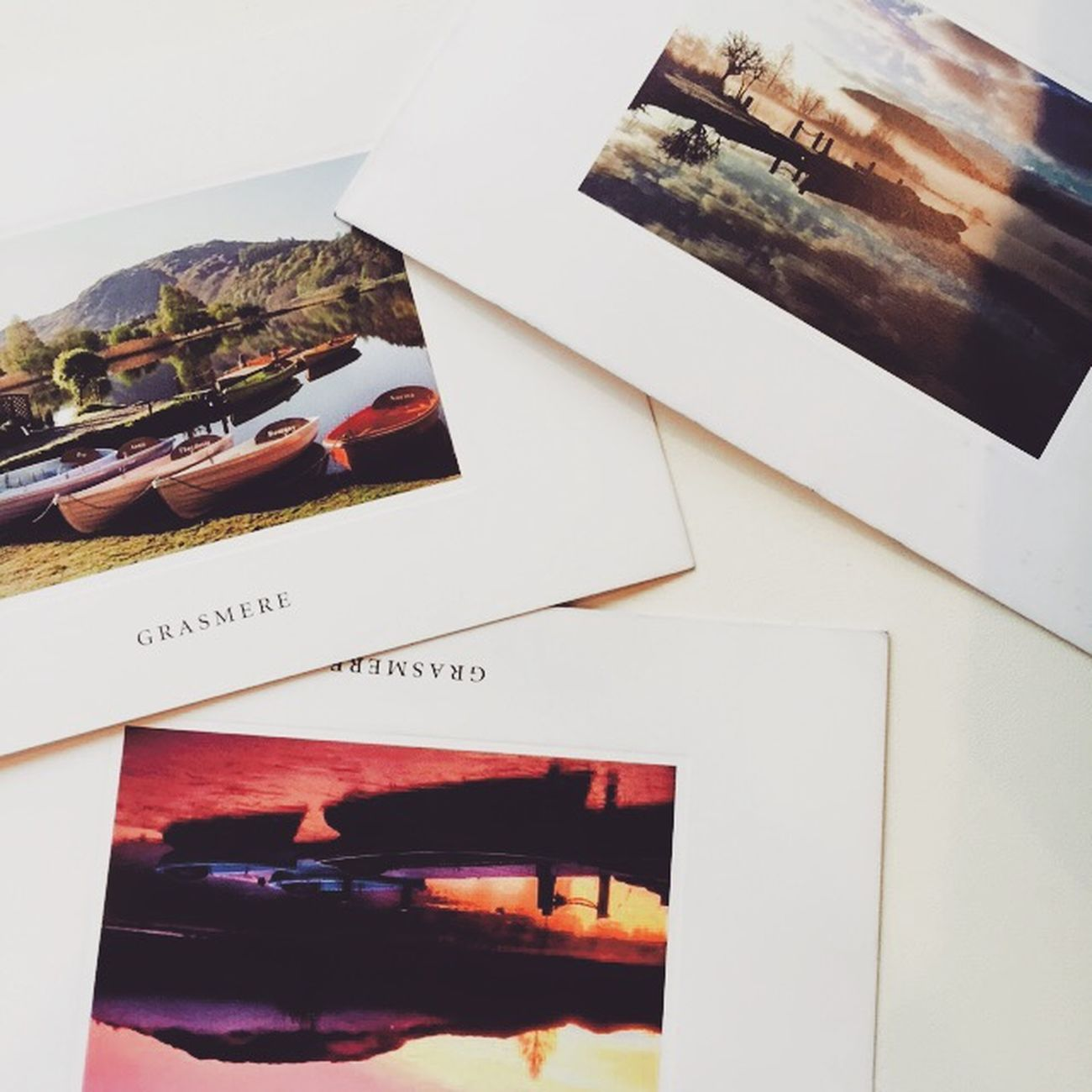 Postcards Imperfect Postcards Grasmere Scenary Truewords Formyfriends Lovelycard