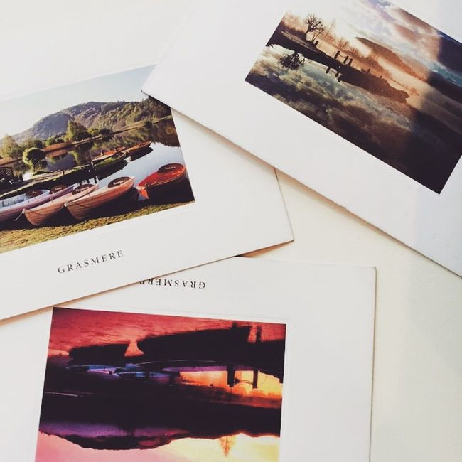 Postcards Imperfect Postcards Grasmere Scenary Truewords Formyfriends Lovelycard