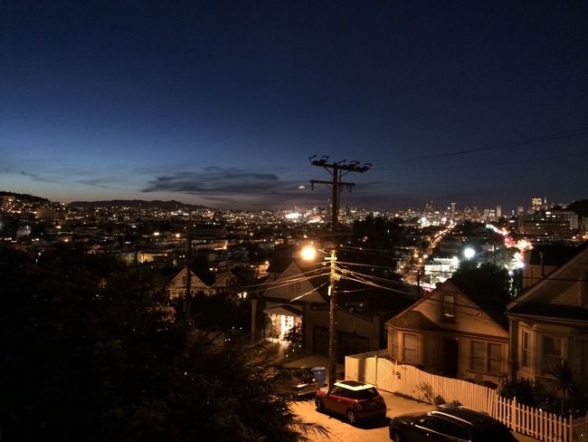 When The Night Comes // Night Shot