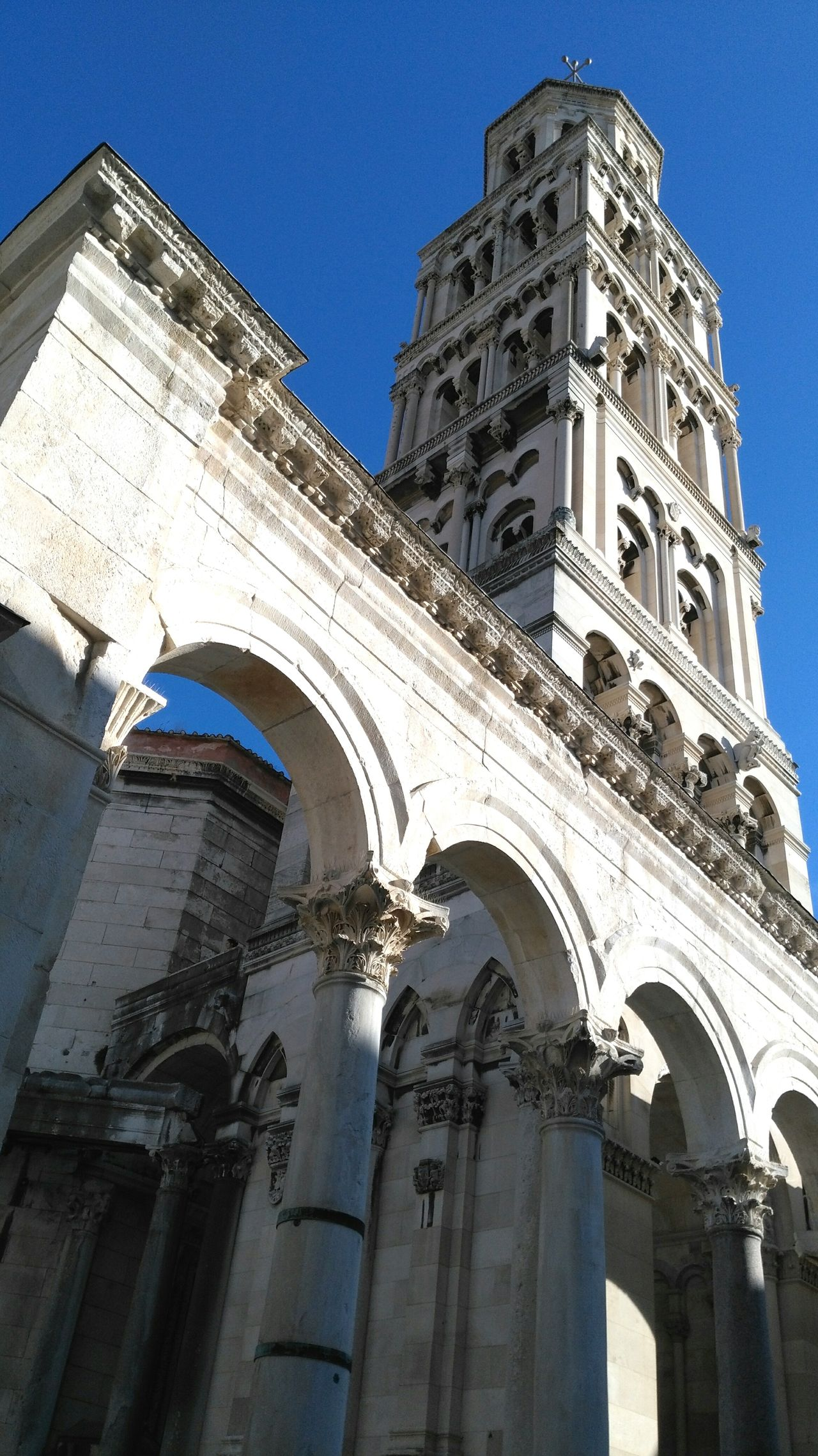 💒❤ Church Chatedral Faith Diocletian's Palace Love Split Croatia 50shadesoffaith