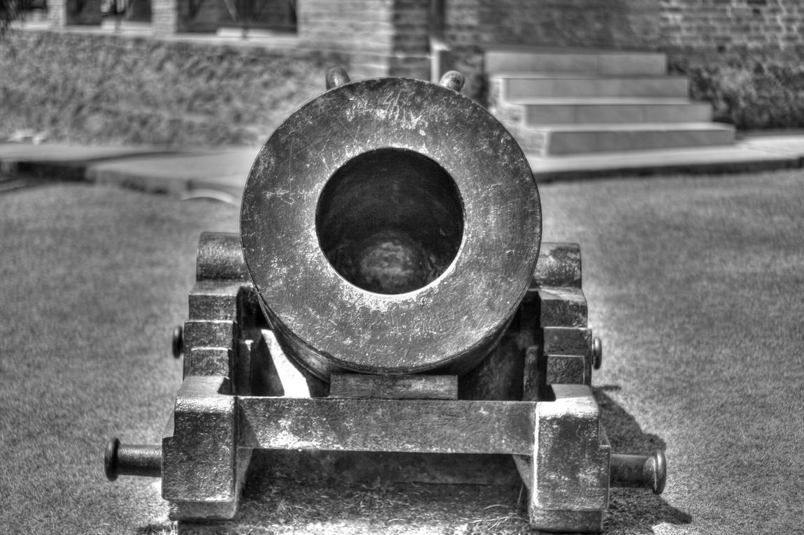 Fortified Wall Military Military Life Tobago Tourism Destination War Blackandwhite Photography Monochrome Photography Tobagoisland Fort George