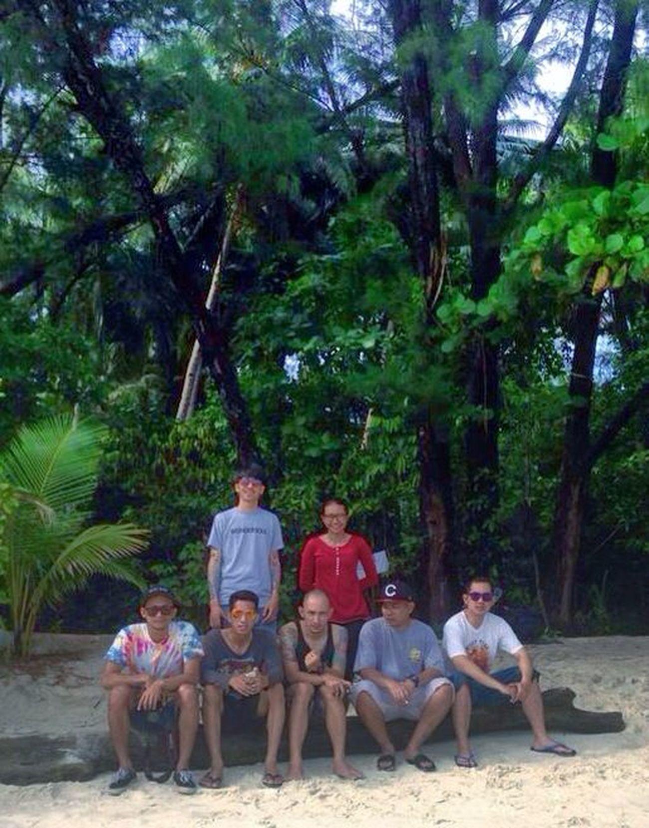 Pantai Pulau Perak Hanging Out Enjoying Life