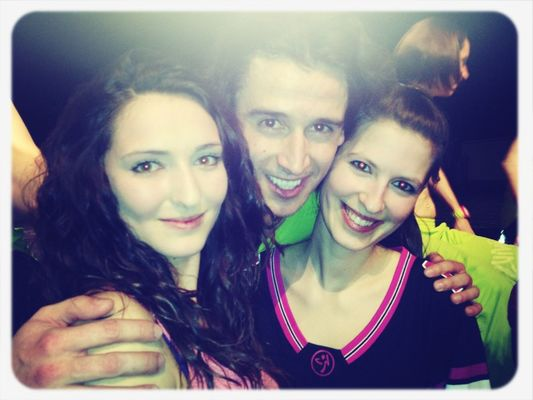 Zumba with Hermann Melo by Mariana