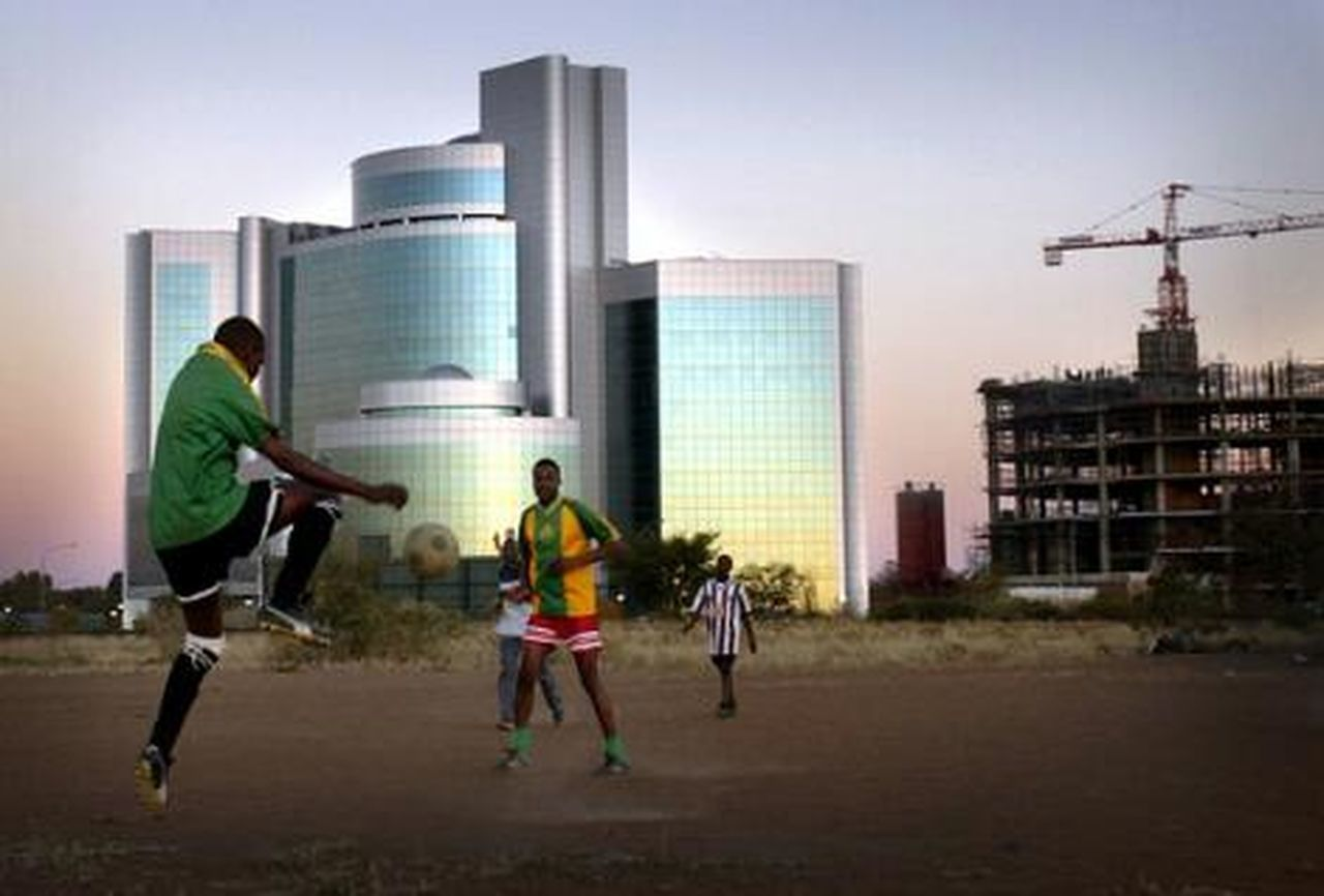 Football Fever GRASS ROOTS Humble Beginnings Gaborone Sports