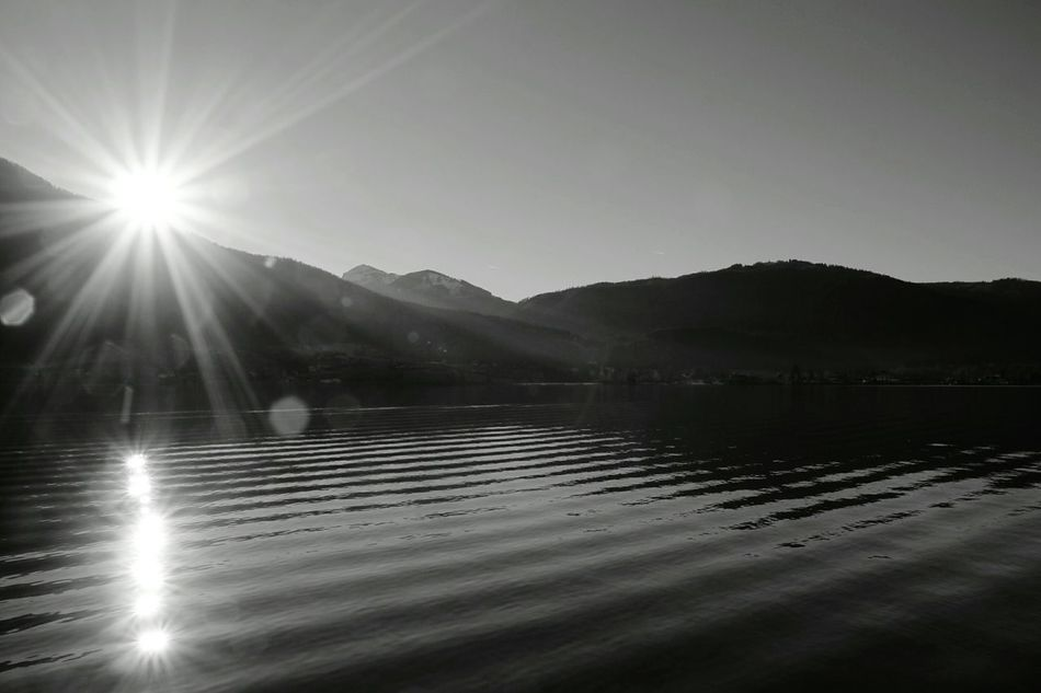 • enjoy the silence • Connected With Nature Rippleeffect Eye4photography  Blackandwhite Blackandwhite Photography