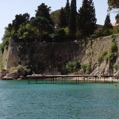 Corfu, Old Town.
