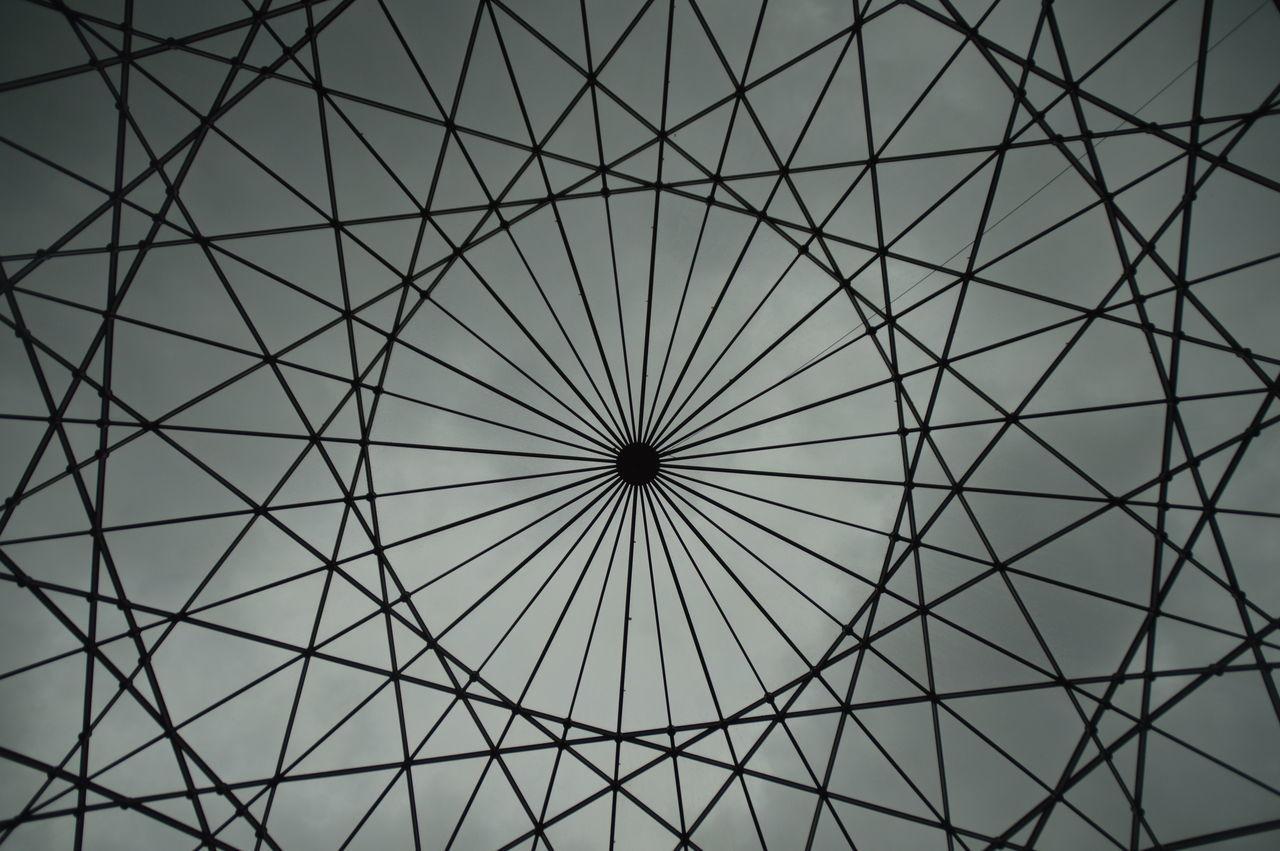 Full Frame Shot Of Ceiling At National Maritime Museum