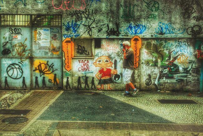 Walk alone... Hanging Out Nikonphotography Streetphotography Eyeem Philippines EyeEm Cagayan De Oro City