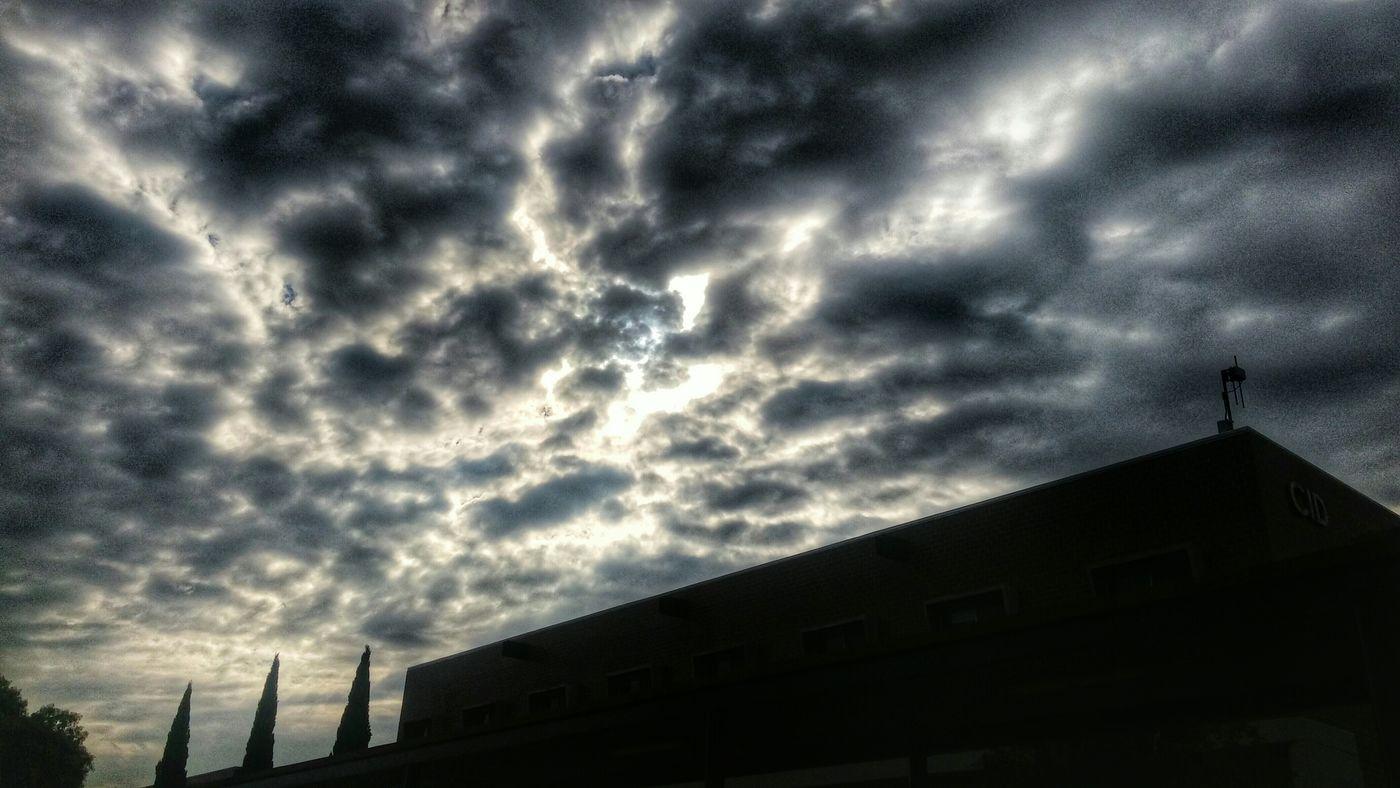 Sky Cloudporn Black Sky Dia Nublado Nublado Photography Taking Photos Nubes