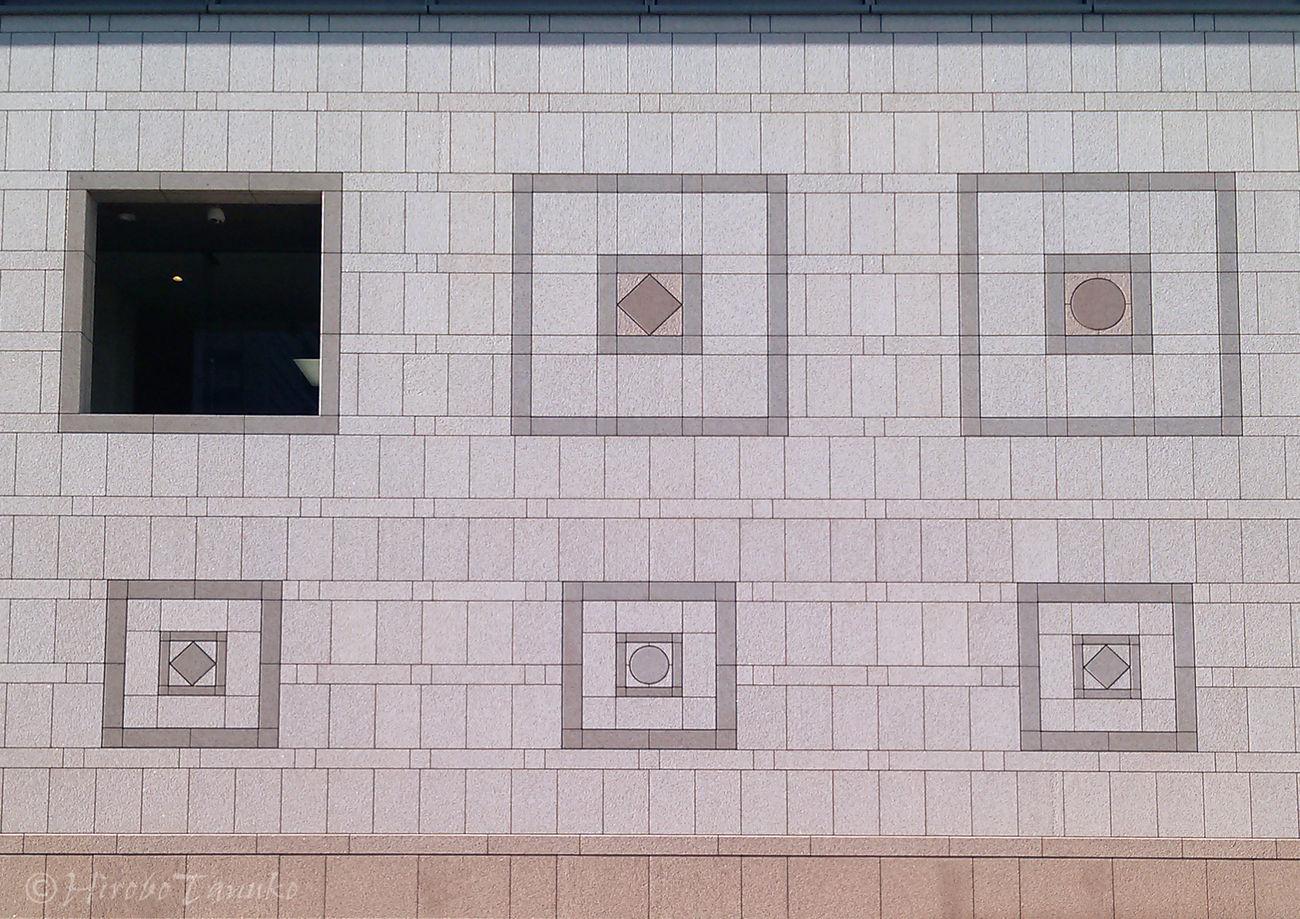 Minimalism Urban Geometry Wall Supernormal Geometric Shapes
