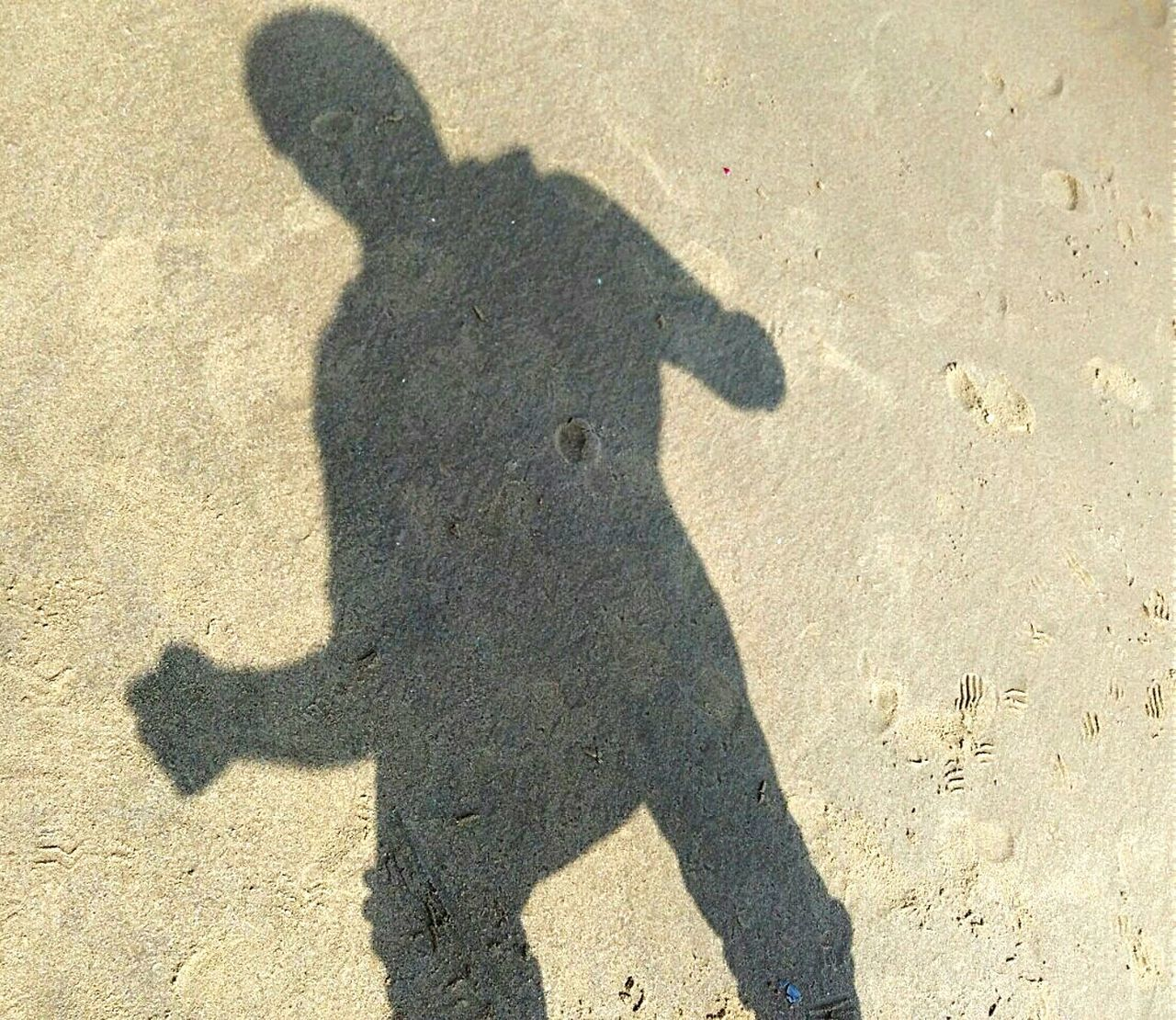 What ever you are!!! shadow is BLACK.. Peace And Love First Eyeem Photo