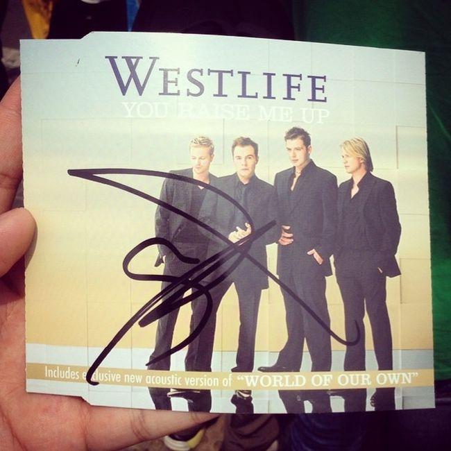 I Love this song! Thank you @shanefilanofficial ShaneFilan Westlife Youraisemeup Single Signature