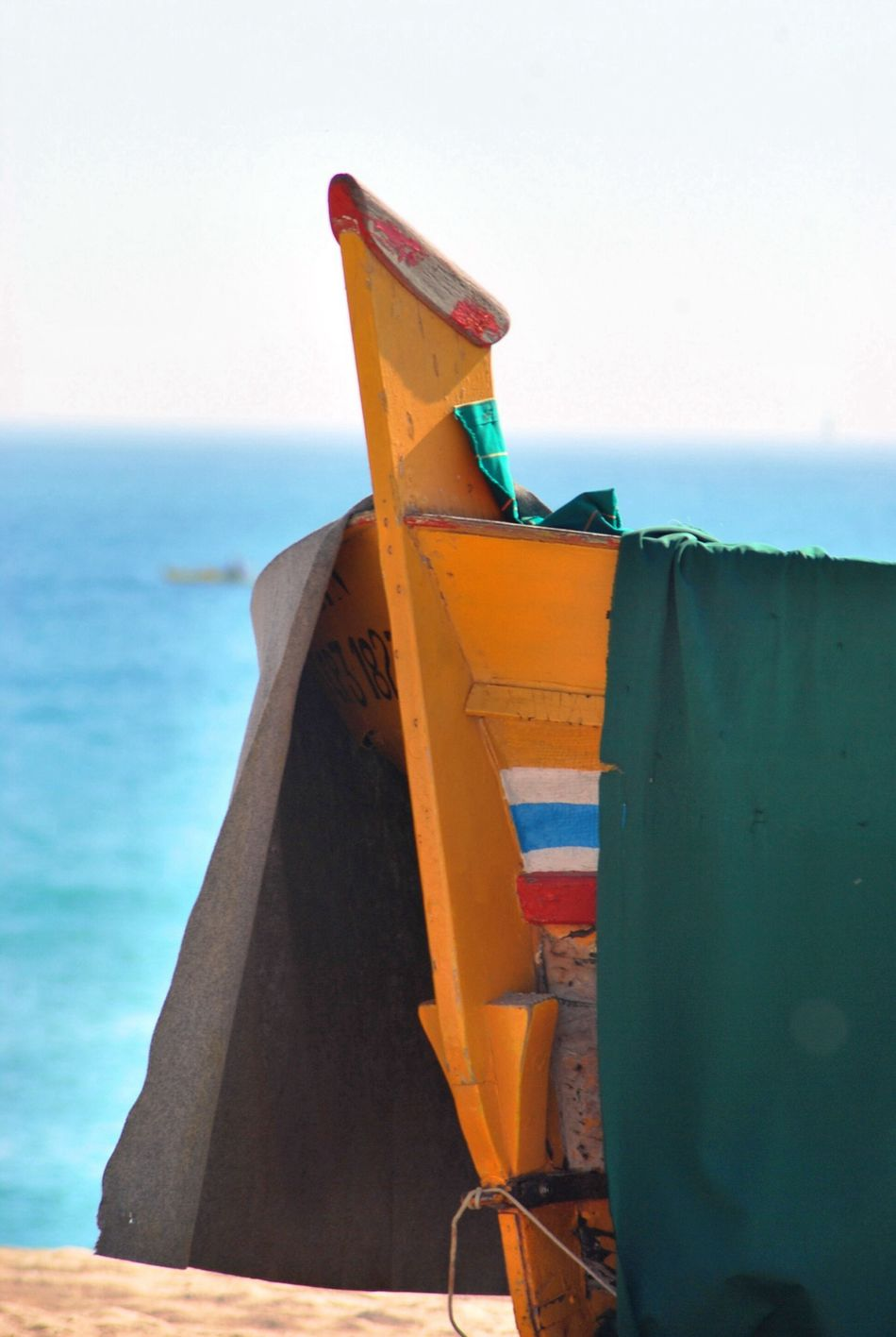 Resguardar Maintenance Fishing Boat