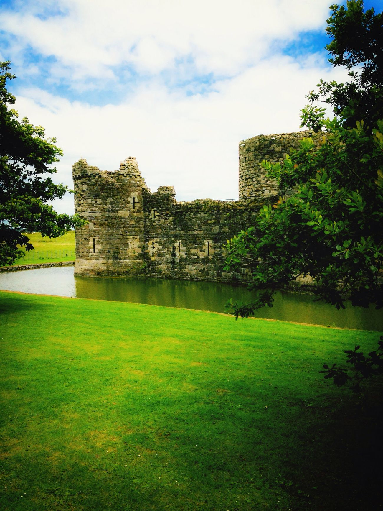 Historic Castle Anglesey Urbanexploration
