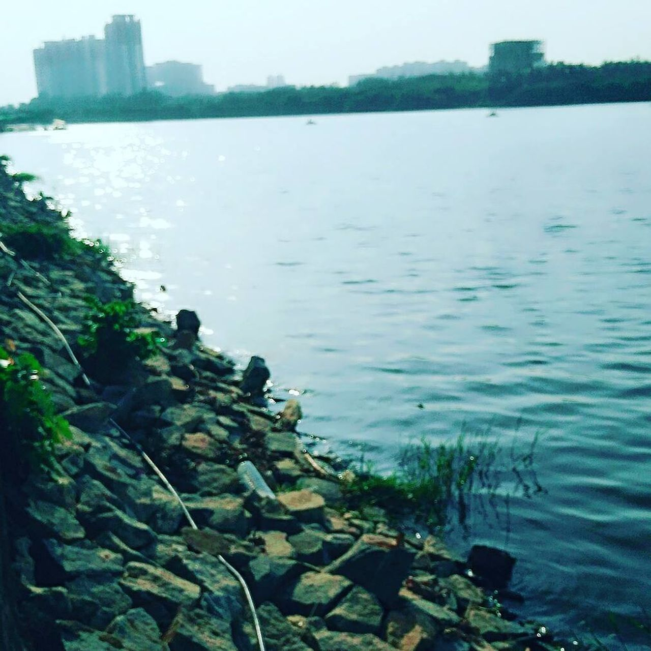 Stones Waves Water Nature Outdoors Cityscape Beauty In Nature Gem Travel Destinations Beauty Of The Silence