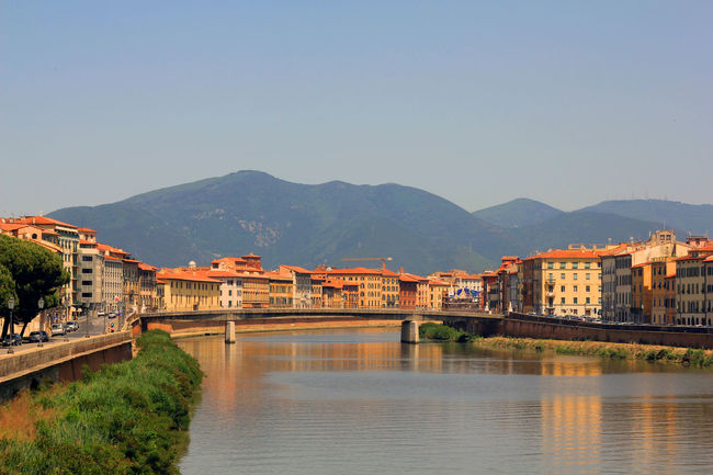 Pisa Eyem Best Shots Landscape Nature Travel Italy Tuscany Beutiful  City Arno