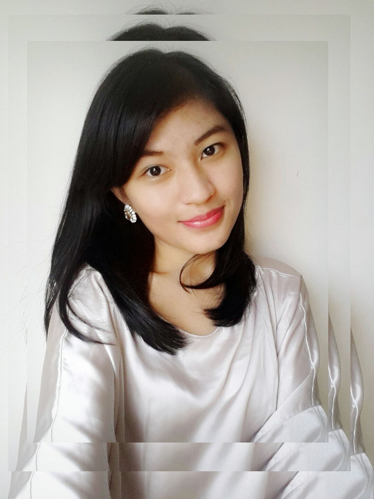 Kalem heula Hi! That's Me Smile Self Portrait Girl INDONESIA