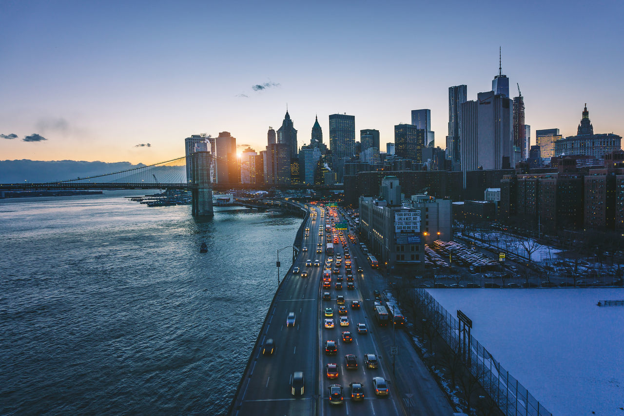 Beautiful stock photos of new york, Architecture, Bridge - Man Made Structure, Building Exterior, Built Structure