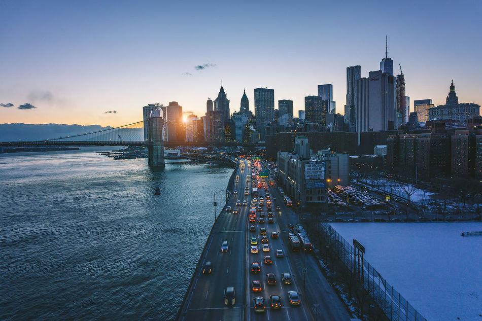Beautiful stock photos of new york, Architecture, Bridge - Man Made Structure, Building Exterior, Built Structure