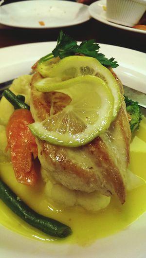 Lemon chicken Food Photography Dinner Yunmyfood Taking Photos