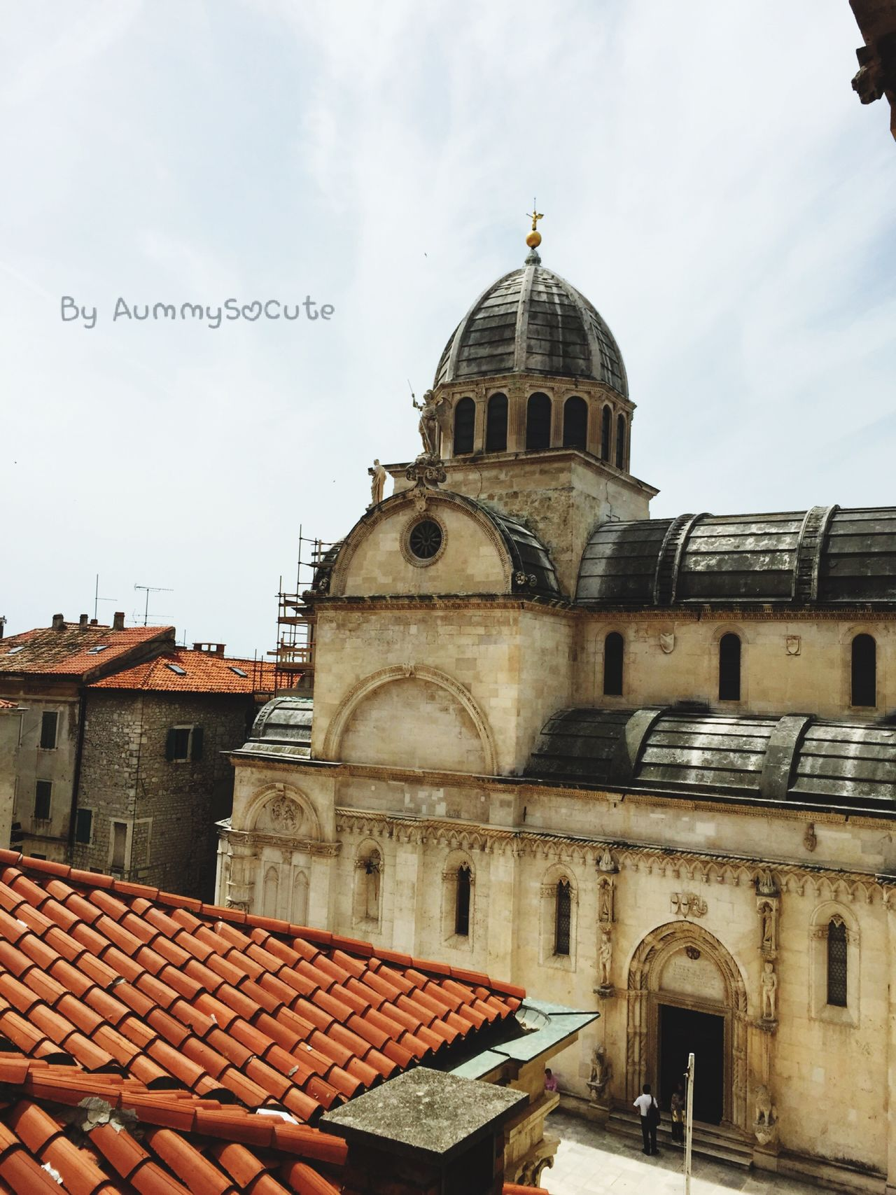 Hello World Enjoying The Sun Sightseeing Travel Photography AummySoCute Sibenik <3 Enjoying Life