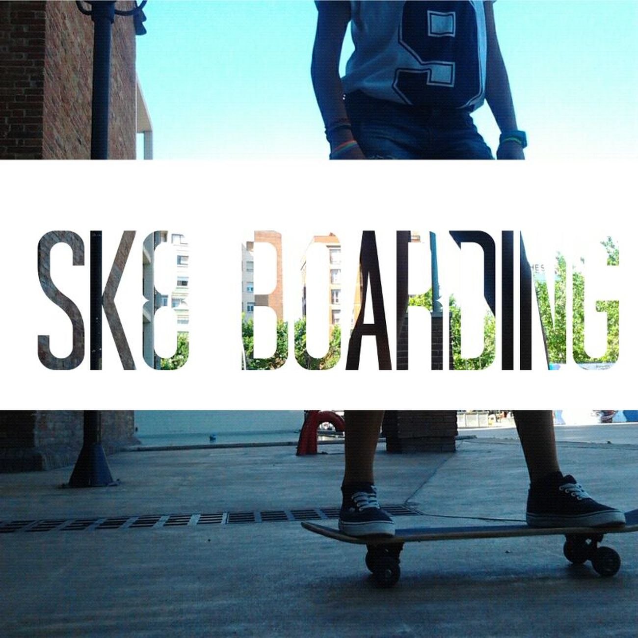 Sk8 Boarding