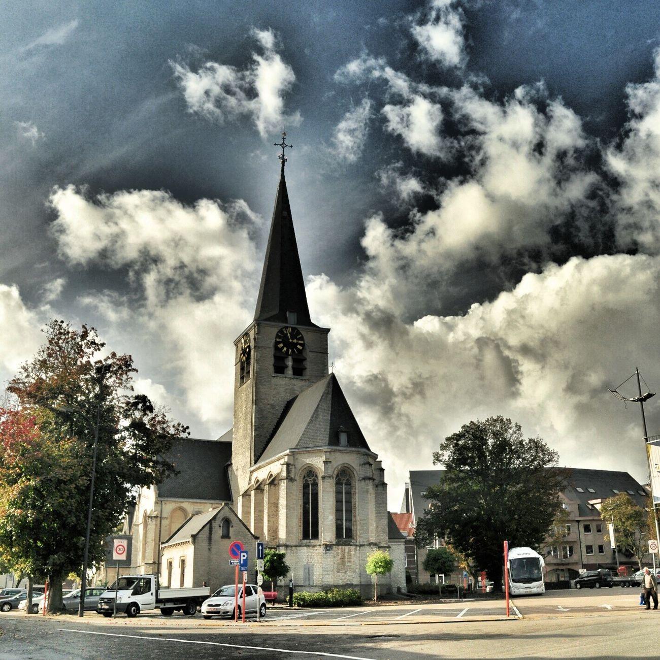 Church Brussels In Brussels Zaventem