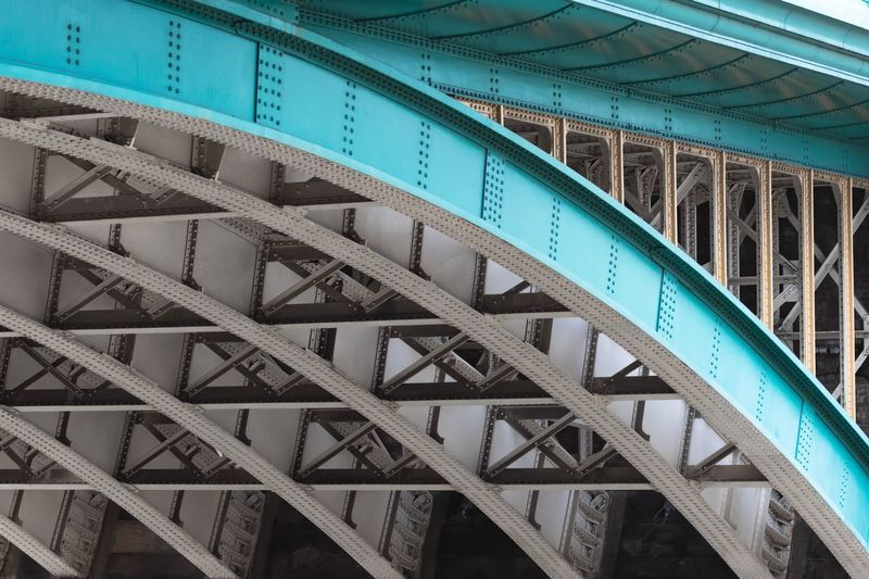 Southwark Bridge Colour Pop - London, UK EyeEm Selects EyeEm Gallery EyeEmNewHere EyeEm Best Shots Metal Bridge #colors #colours Bridge - Man Made Structure Architecture Built Structure Connection Transportation Outdoors No People Day Low Angle View Girder Building Exterior City Sky The Graphic City