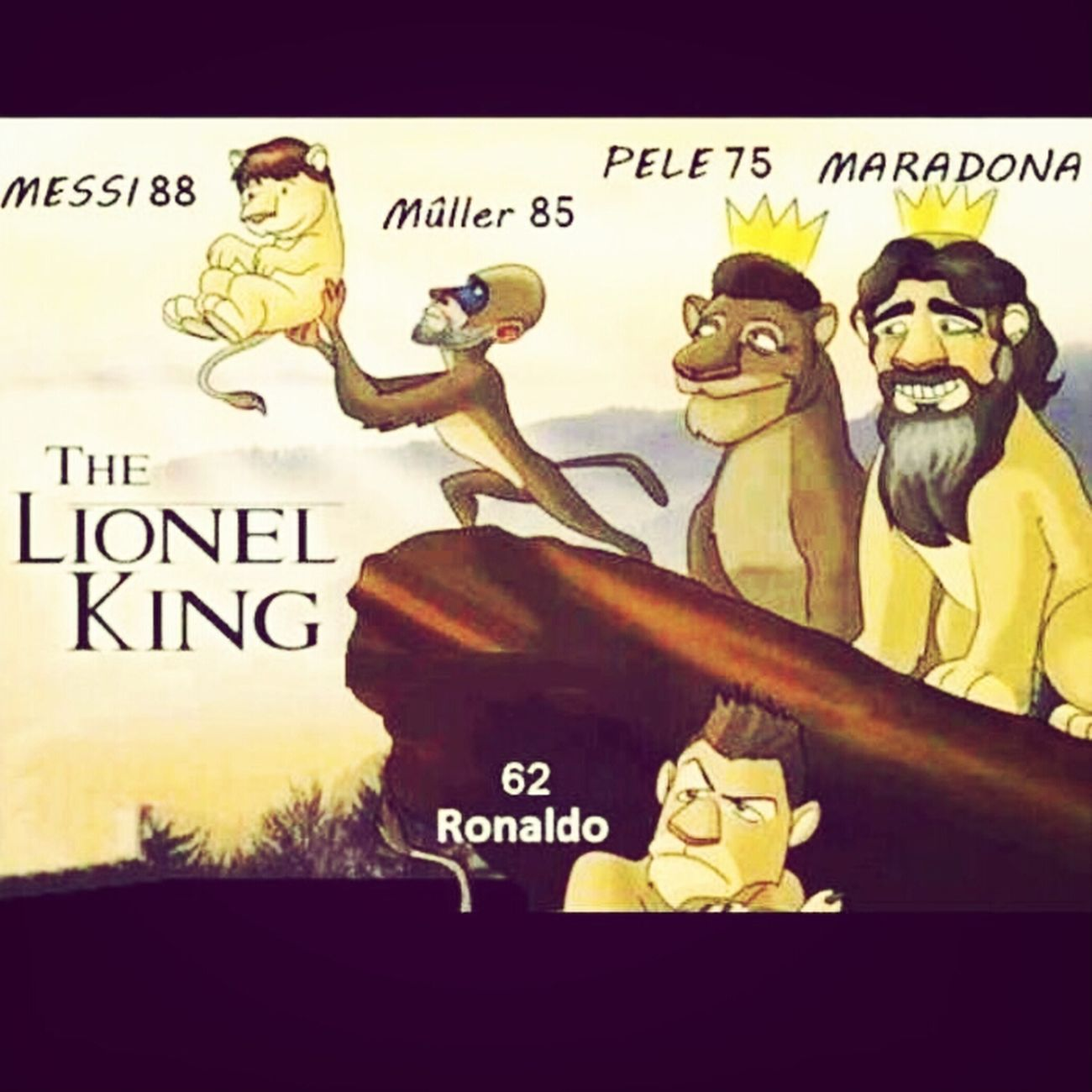 The King ♥ #Visca Barca