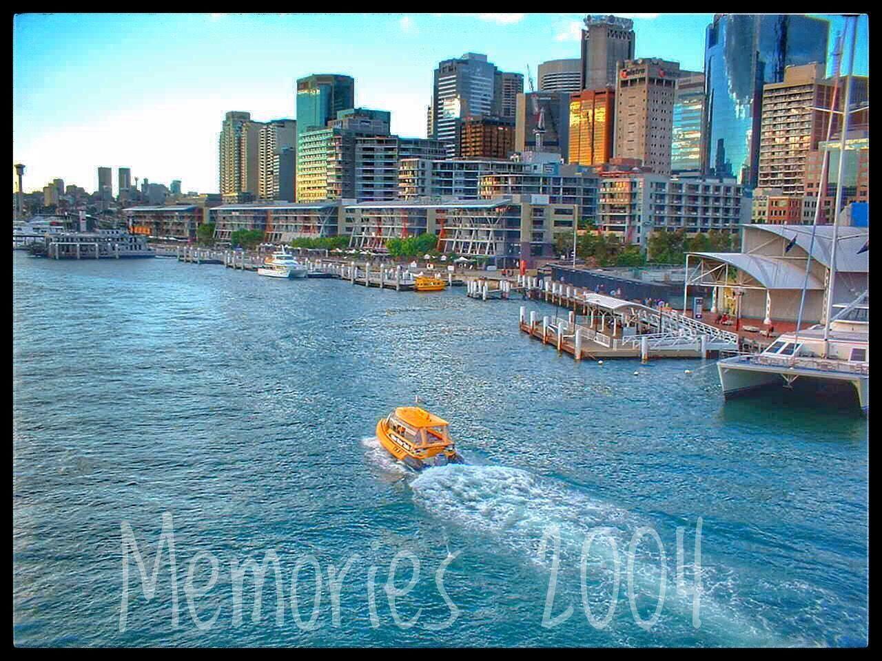 225/365 Sydney Harbour in HDR HDR Photooftheday Photo365 Bilsbekblog Sorcerer86 EyeEmAustralia Eyeemsydney Fujiography FujiFinePixA101 Memories 2004