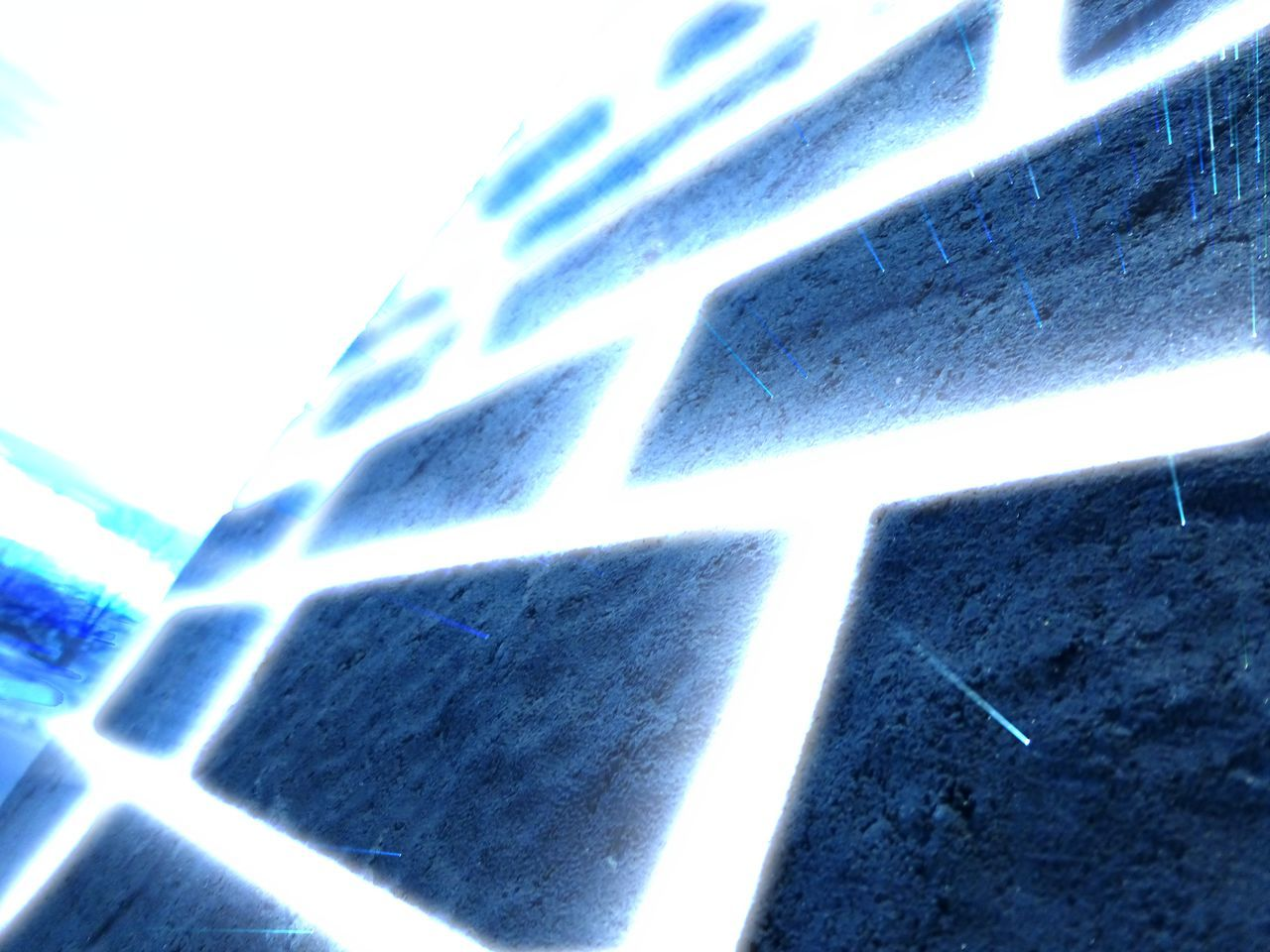 Bricks Wall Light Special Effects Aftereffects Adobe