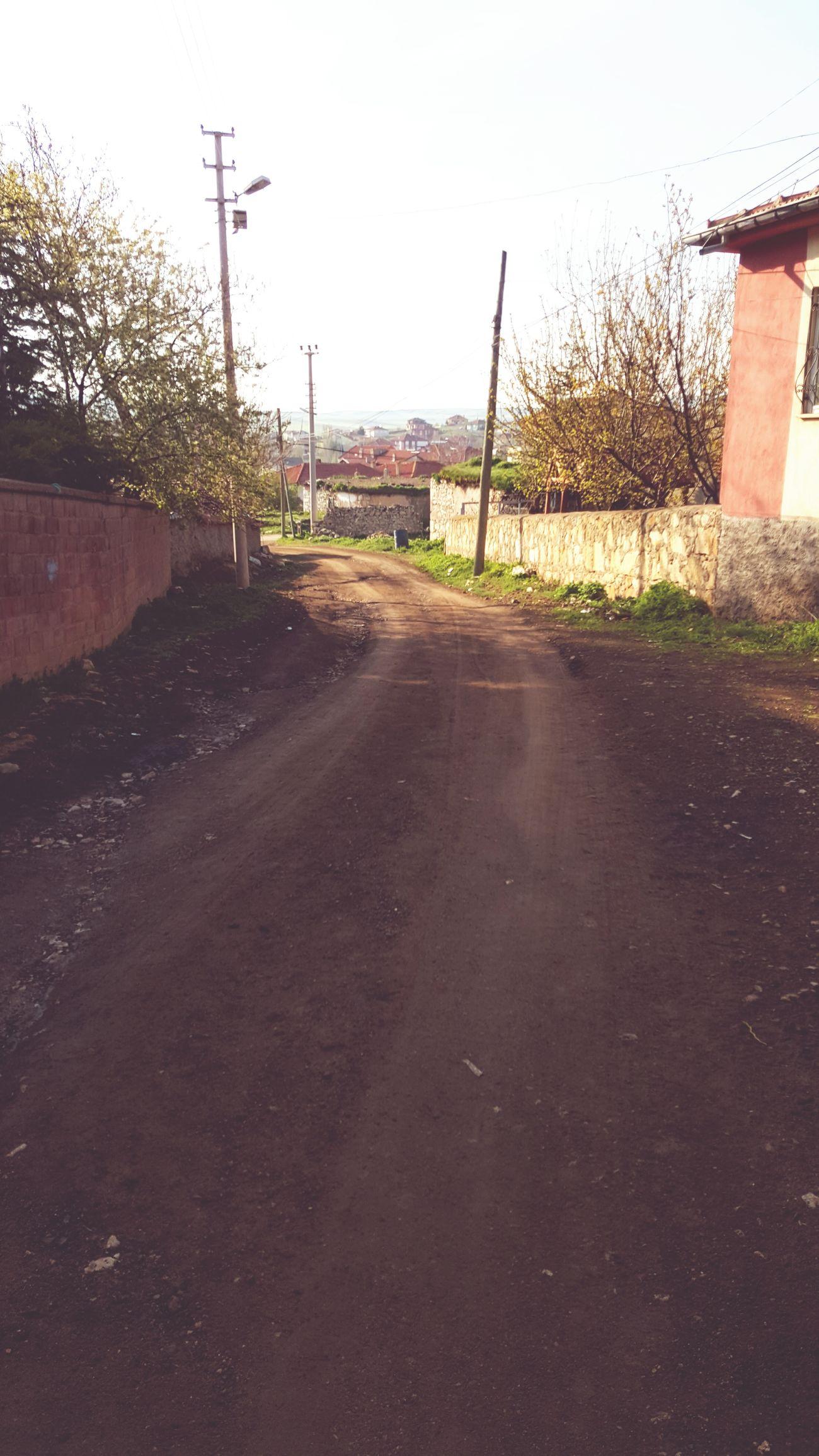 Köy yolu 💞