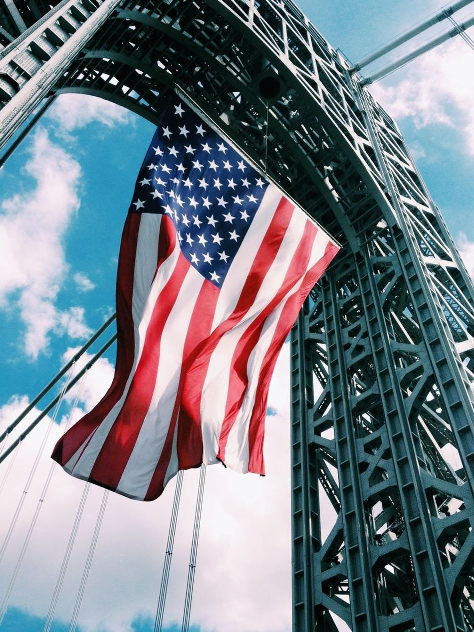 Beautiful stock photos of memorial day, American Culture, American Flag, Architecture, Built Structure