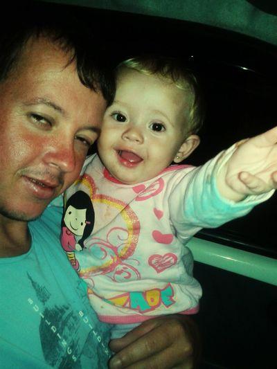 Minha razao de viver papai te ama muito filha First Eyeem Photo