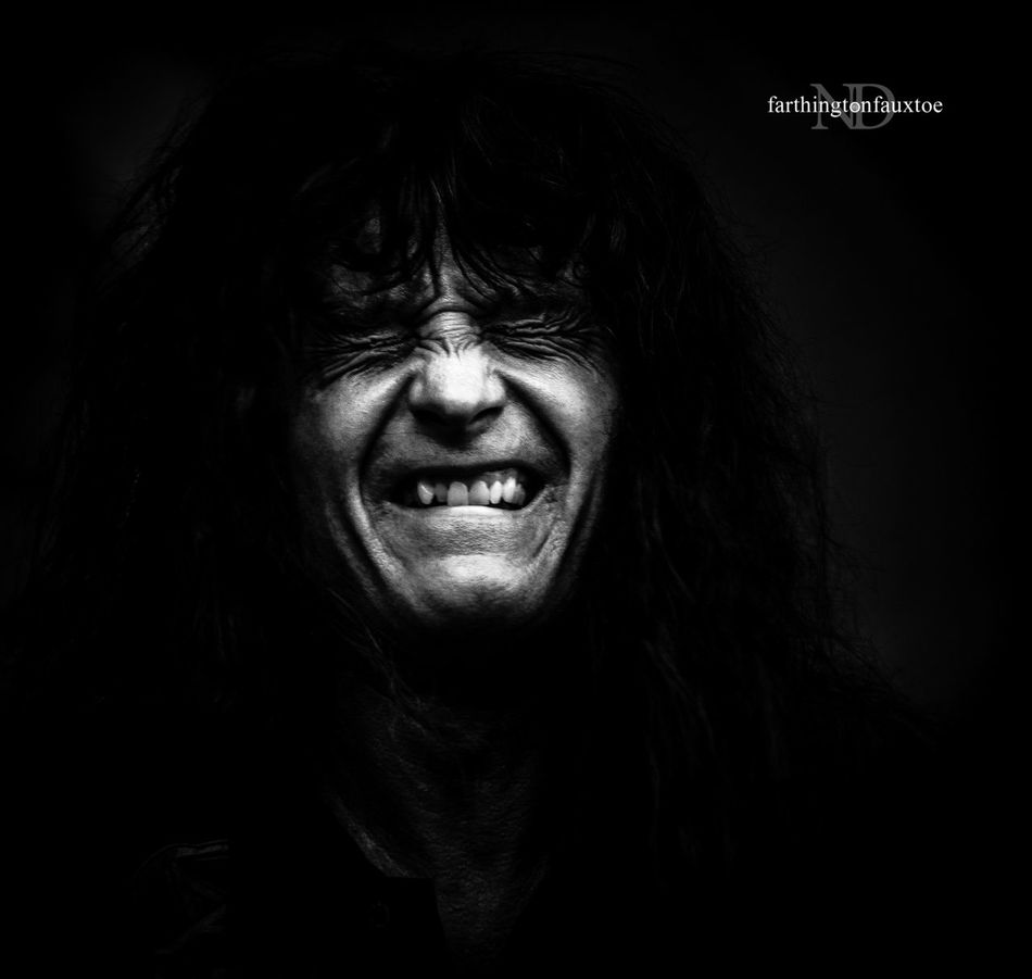 Joey Belladonna of Anthrax. Louder than Life Festival 2016. Close-up Portrait Concert Band Music Festival Kentucky  Rock Music Music Musician Musicians Eye4photography  EyeEm Best Shots Louderthanlife Metal Outdoors Arts Culture And Entertainment Music Is My Life Check This Out Music <3 Monochrome Photography Anthrax Heavy Metal
