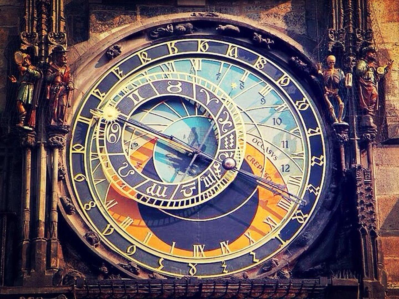 Astronomicclock Beautiful Travel Memories