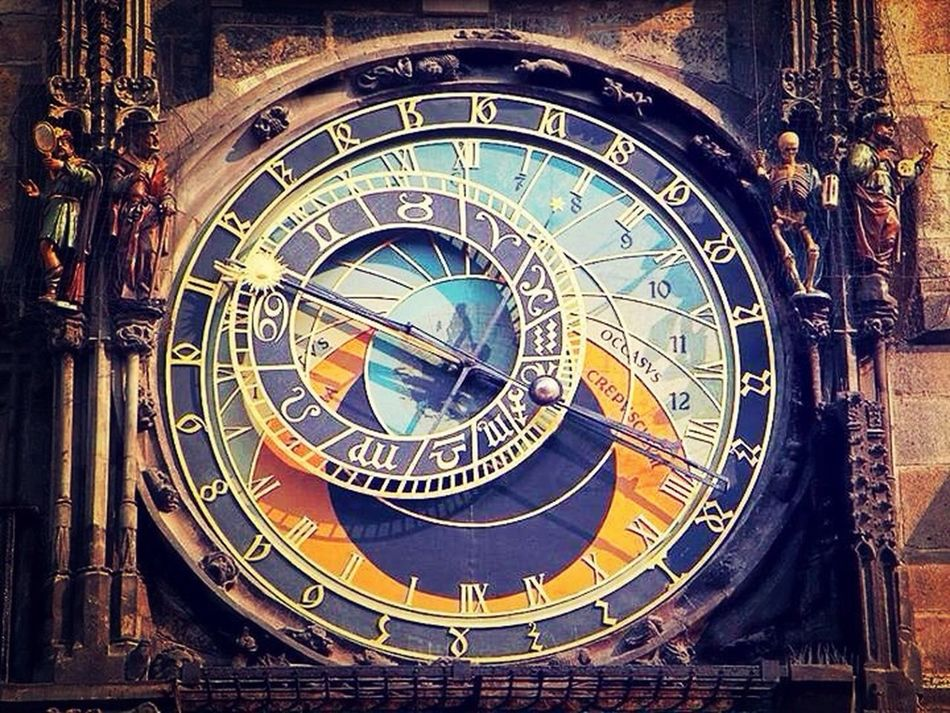 Astronomicclock Beautiful Travel Memories